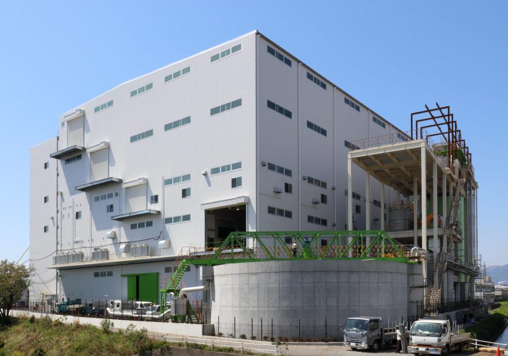 イデシギョー八代工場新築工事