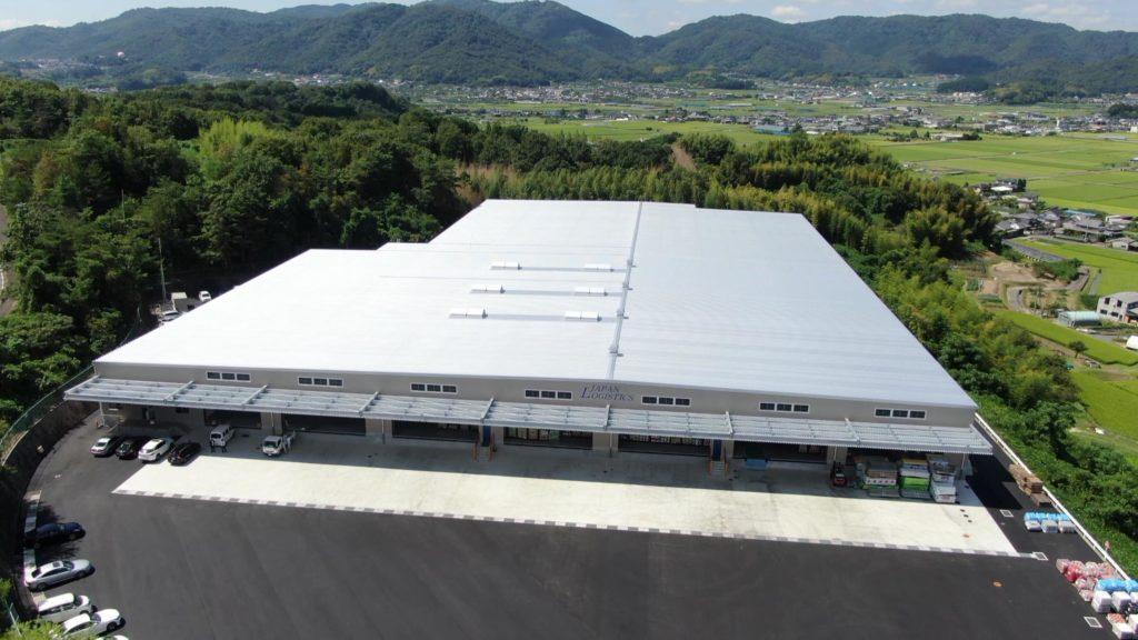 岡山物流センター新築工事