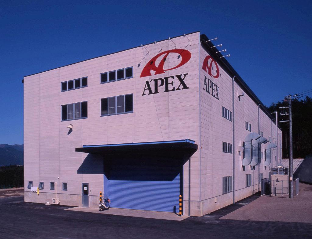 アペックス富士事業所工場新築工事