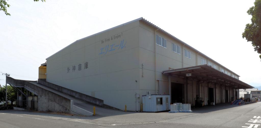 小林倉庫新築工事