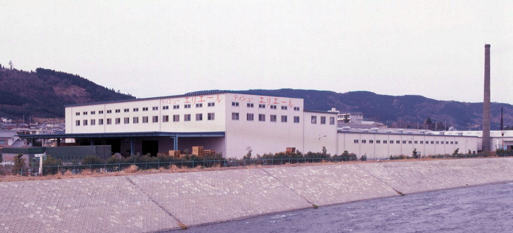 大王製紙富士宮工場