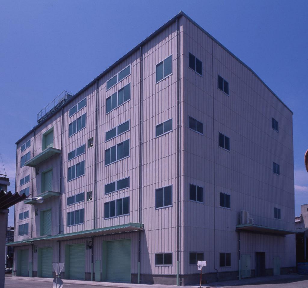 東洋インキ製造(株)天間工場B-20棟新築工事