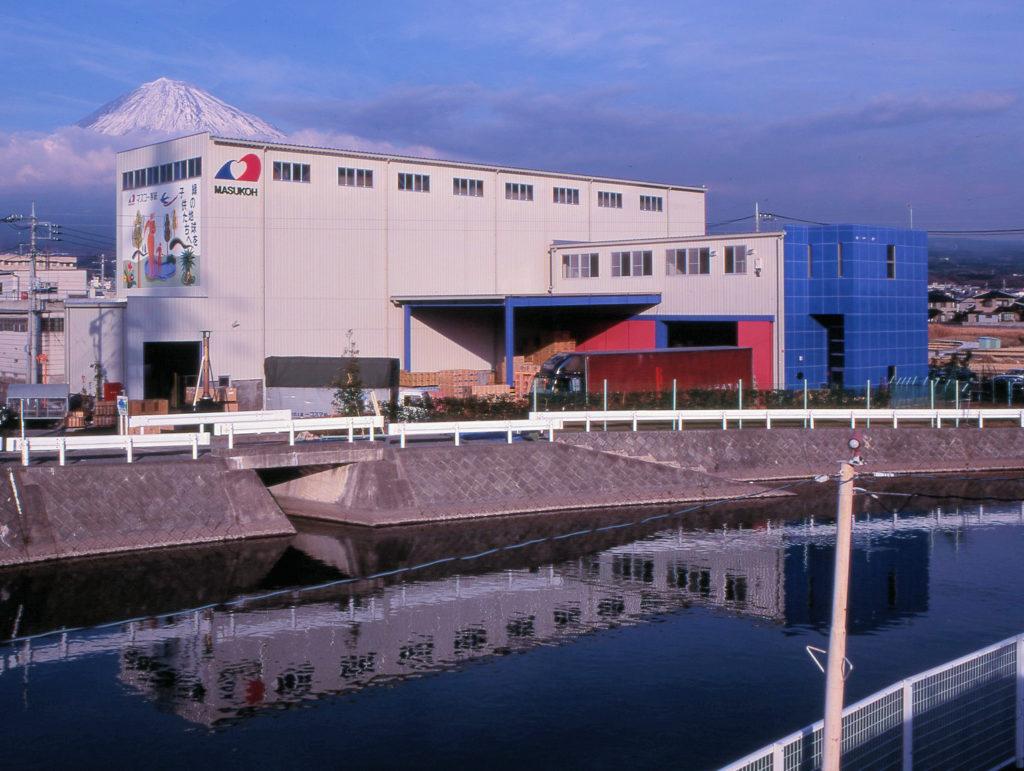 マスコー製紙事務所棟・自動倉庫棟新築工事
