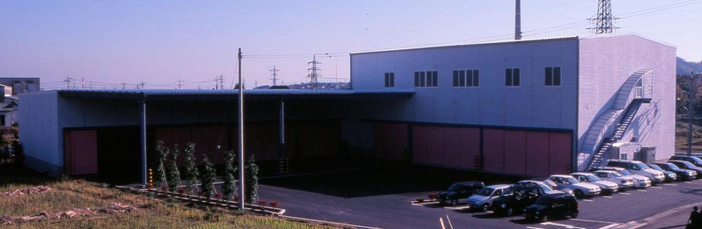 マスコー製紙第2工場新築工事