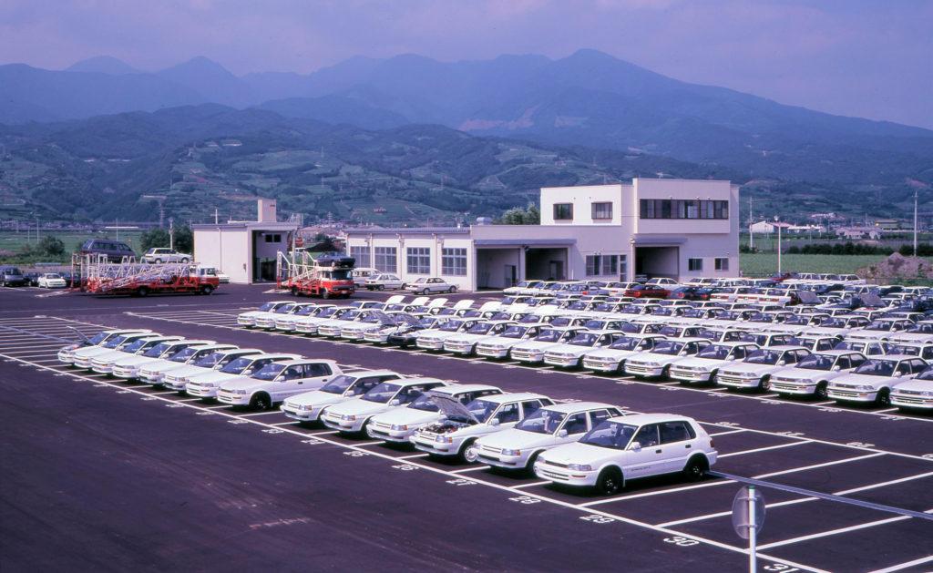 (株)オートモビールトヨタカローラ静岡(株)東部新車センター