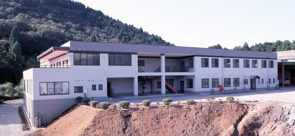 関東精工工場新築工事