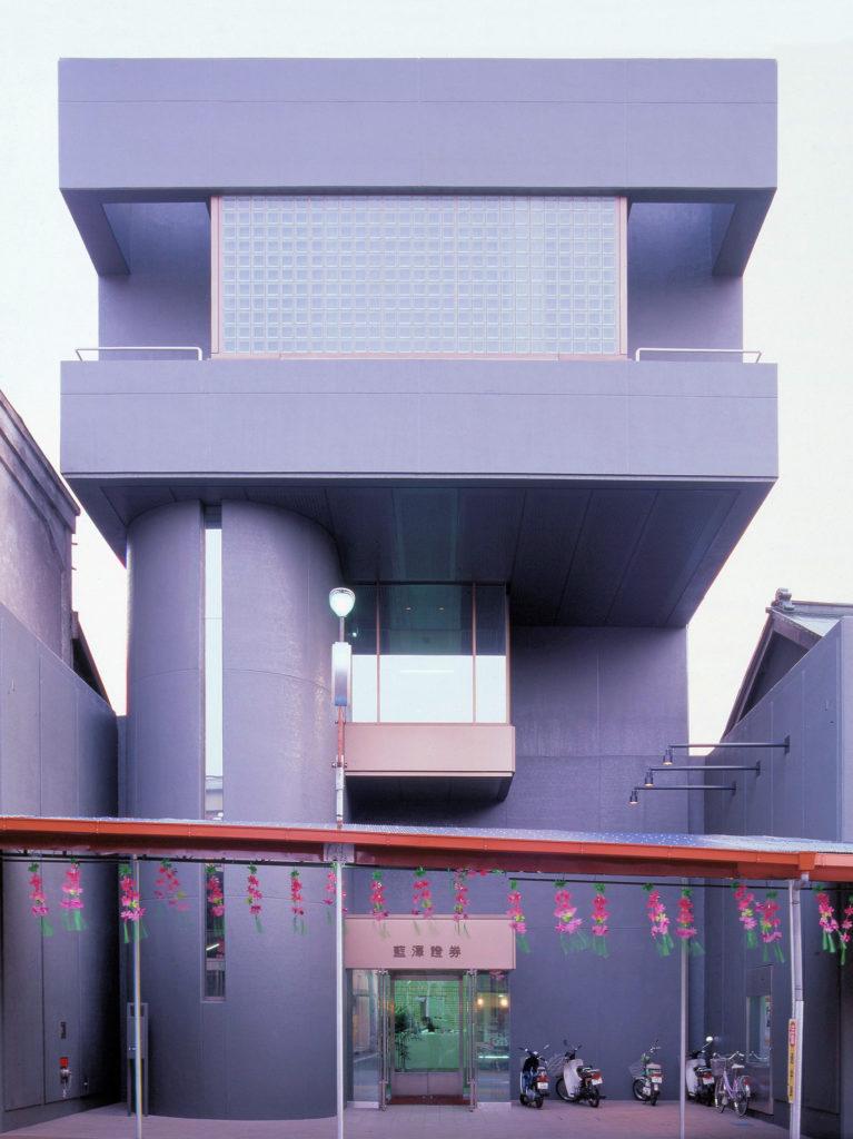 藍澤證券富士宮店