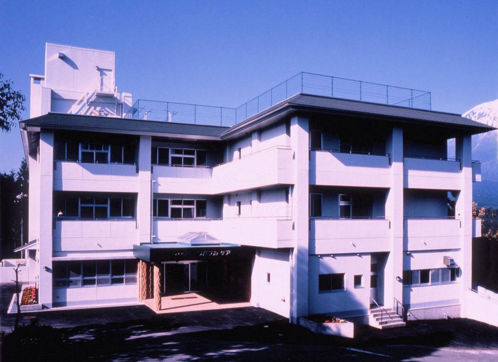 フジヤマ病院老人保健施設新築工事