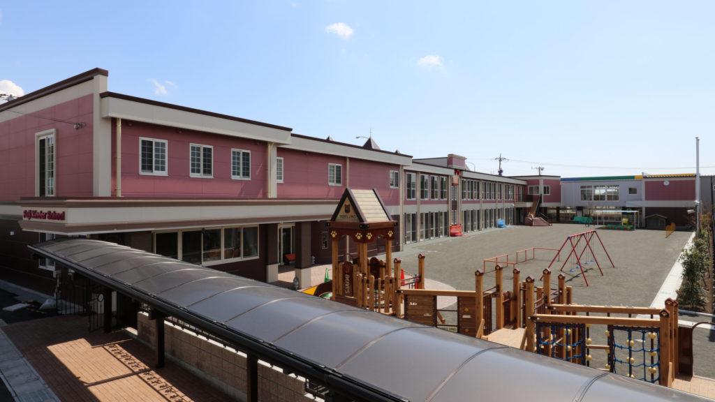 平成27年度(仮称)ふじキンダー学園改築工事