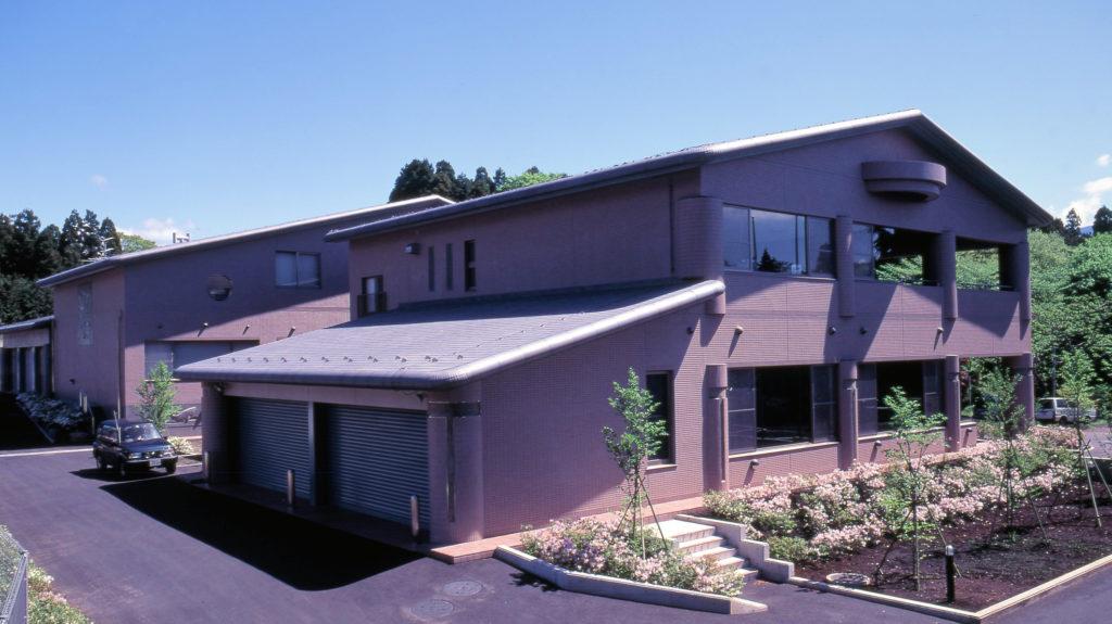 平成5年度富士養鱒場研究施設建築工事