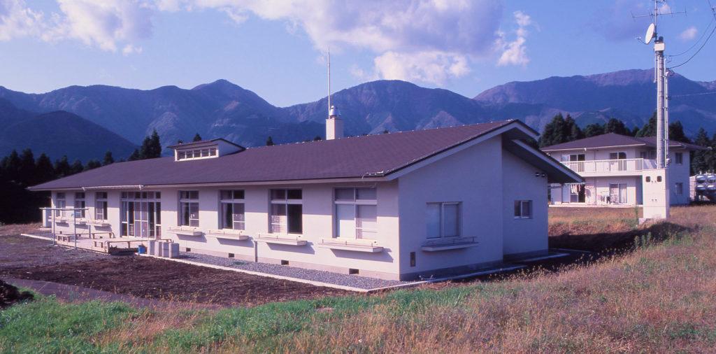 静岡県畜産試験場研修棟