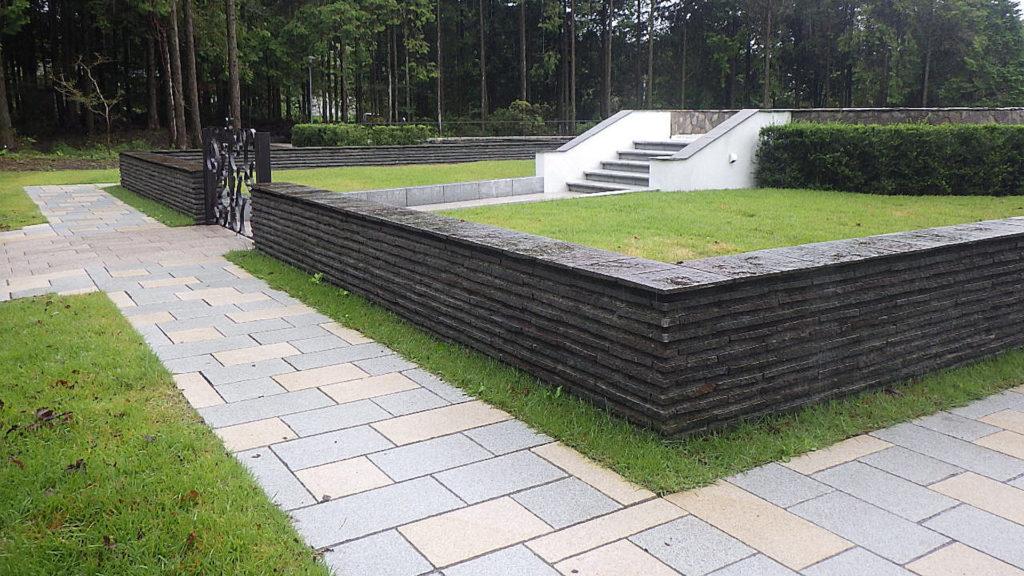 富士聖地「自然霊園」建設工事