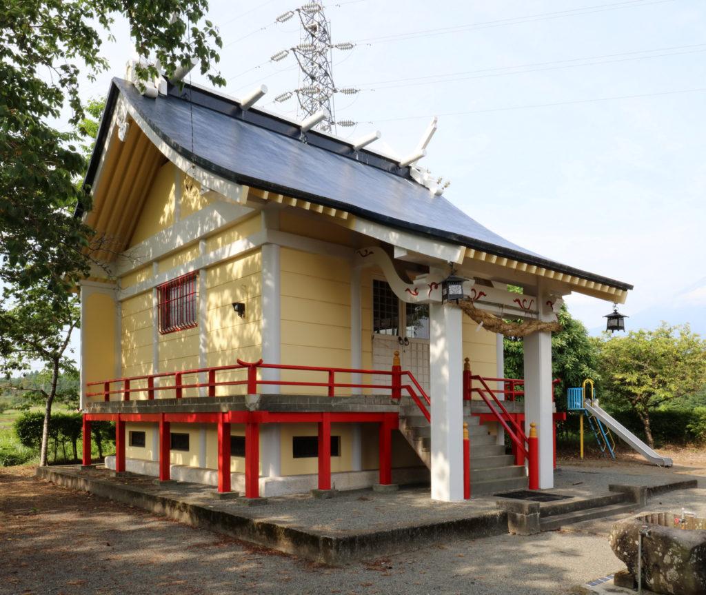 内野神社本殿