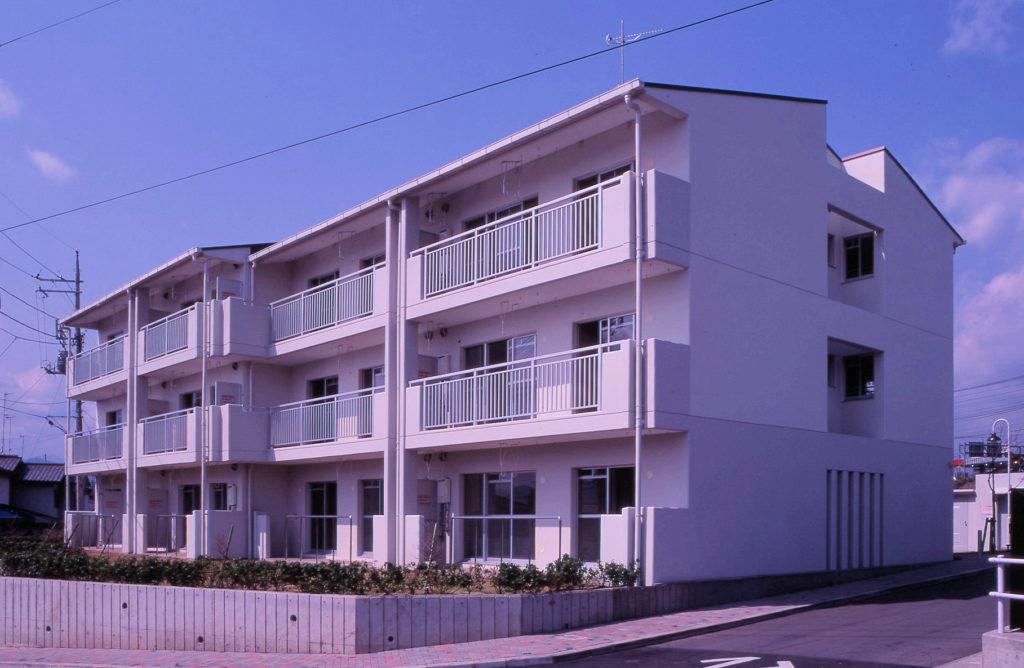 平成4年度富士宮市公営住宅建設工事