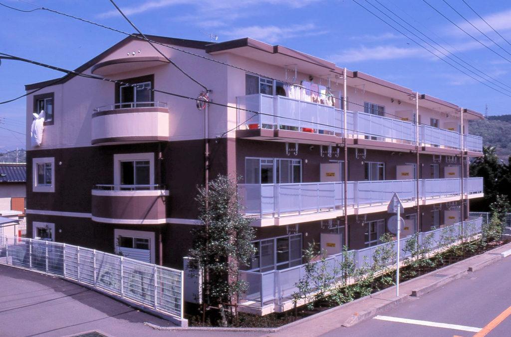 平成8年度公庫融資付賃貸住宅I建築工事