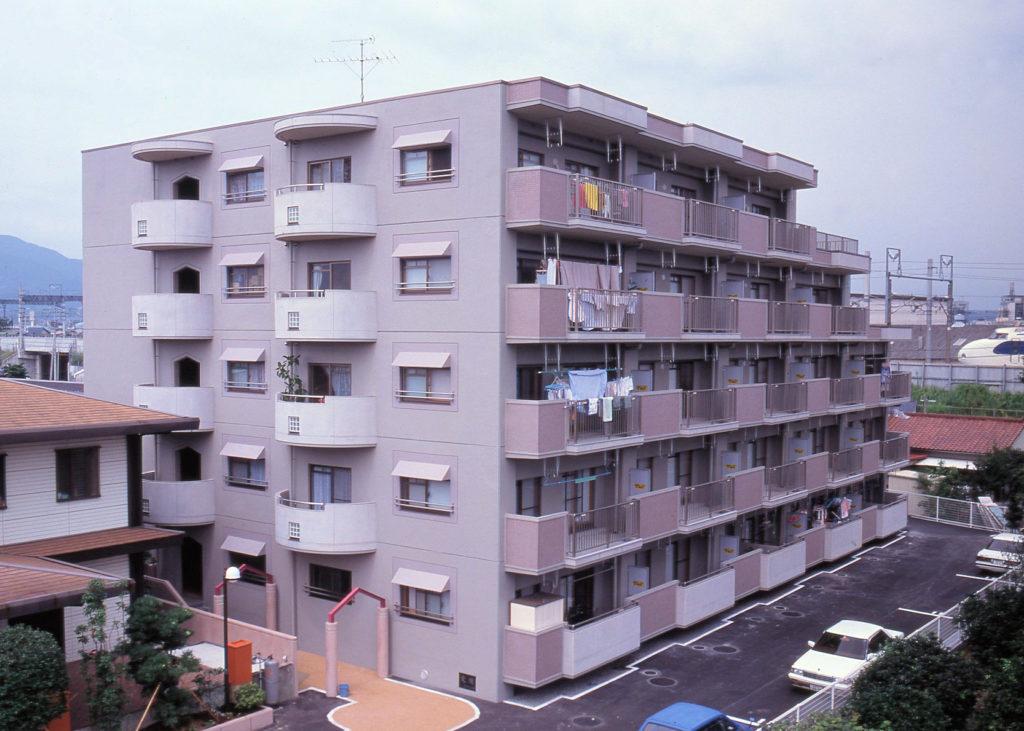平成元年度 土地担保賃貸住宅S建築工事