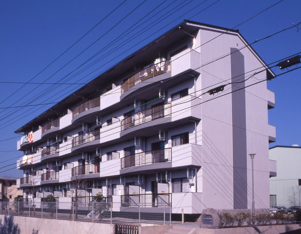 三園平宿舎新築工事