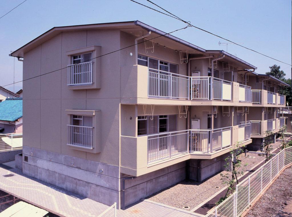 平成元年度 特別分譲住宅富士宮地区教職員住宅建築工事