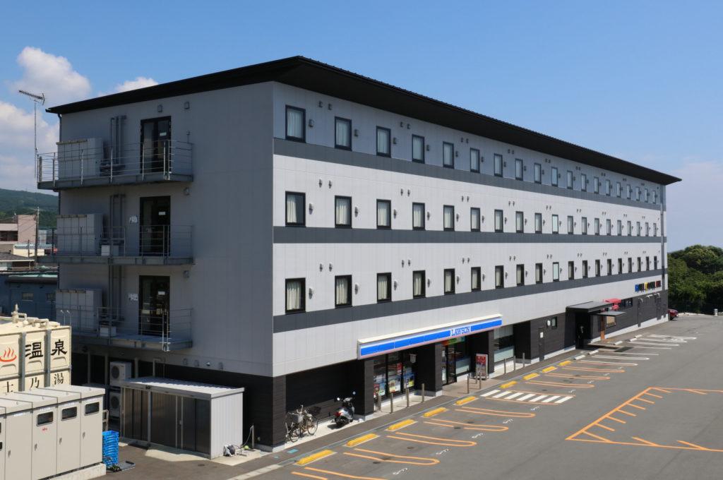 (仮称)裾野岩波ビジネスホテル(ホテル クーネルイン)新築工事