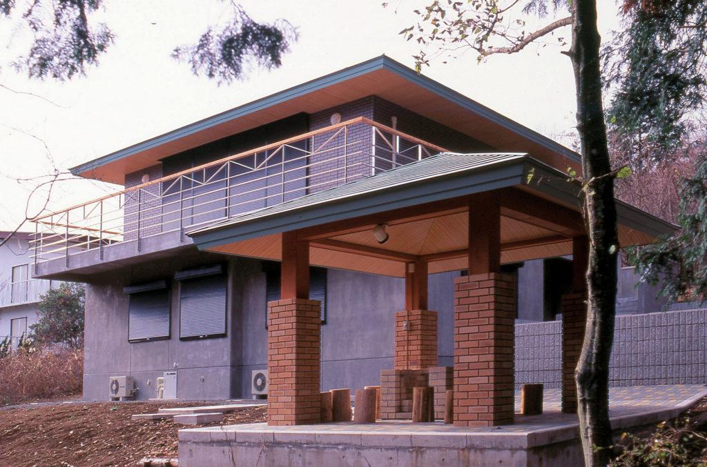 リンタツ山荘新築工事