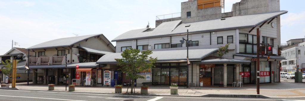 中央町の店エンドー時計店・いとくま洋品店店舗併用住宅建築工事