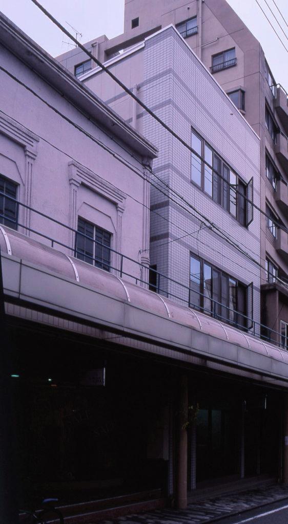 キムラ屋ビル新築工事