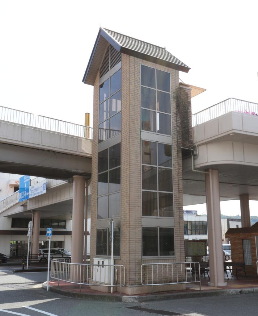 平成20年度一般市道駅前歩道橋線立体横断施設整備工事