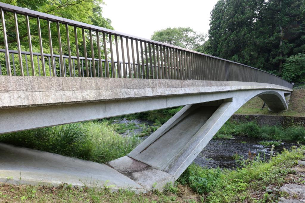 平成24・25年度白糸の滝周辺整備橋梁(下部工)