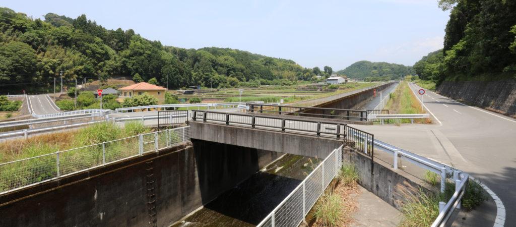 農道整備(農免)安居山第2・2期地区(2007~2011)