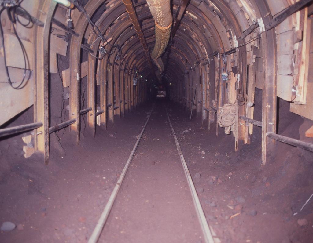レック裾野事業所調整池排水トンネル  <1992年>